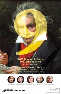 "Beethoven Symphony No. 9 ""Choral"" - UWM Symphony Orchestra and Choirs"