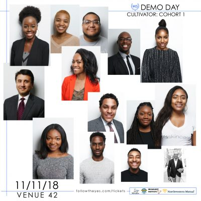 The Blueprint: Cultivator Demo Day