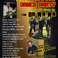 New Years Eve Rock-N-Roll DANCE PARTY