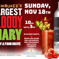 Milwaukee's Largest Bloody Mary