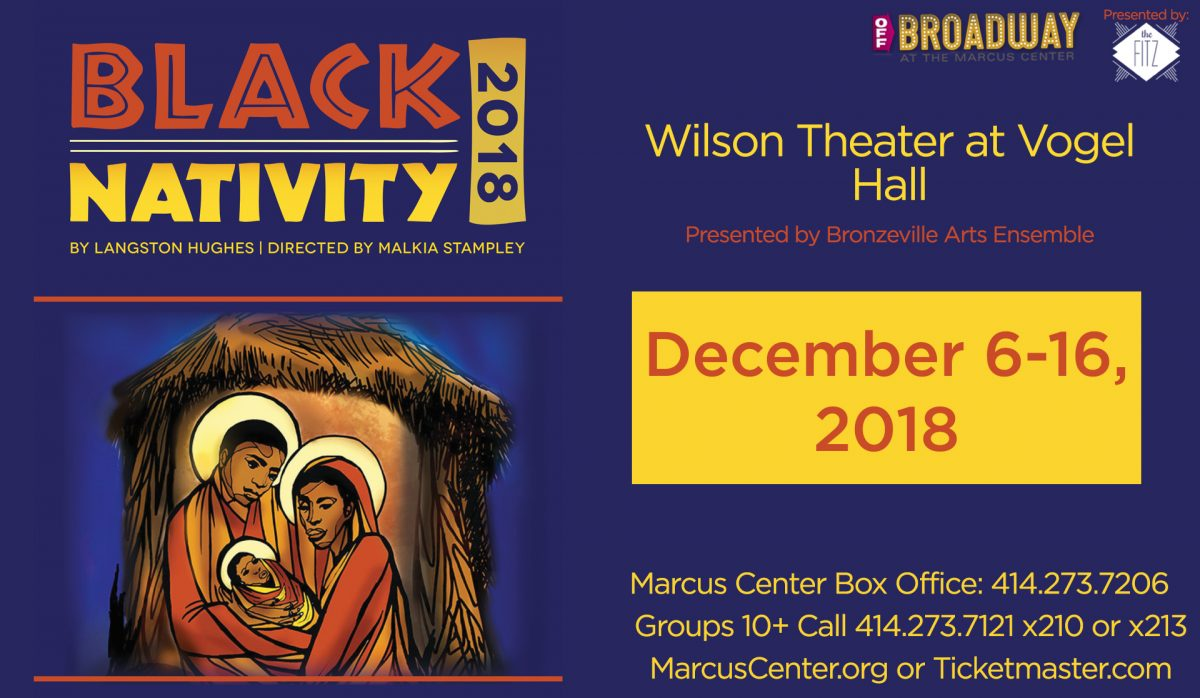 Black Nativity 2018