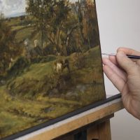 Gallery Talk: Constable? A Landscape Rediscovered