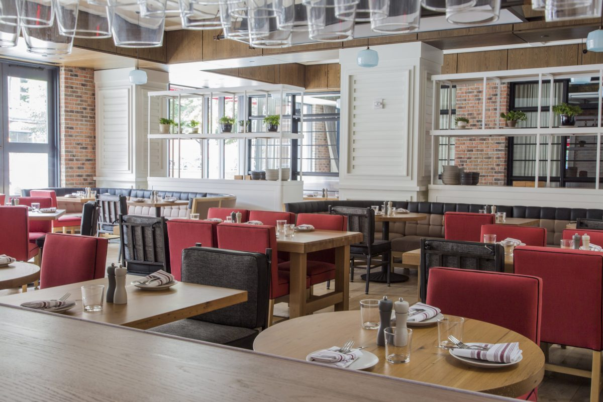 Feast of the Seven Fishes at Tre Rivali