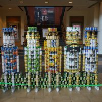 JCC presents Canstruction at Milwaukee City Hall