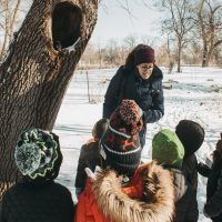 Winter Adventure Day: Survival Challenge - Riverside Park