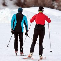 Cross Country Skiing for Beginners (Washington Park)