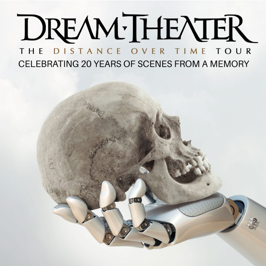 Dream Theater: The Distance Over Time Tour