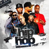 Legends of Hip Hop featuring Juvenile, Scarface, Too Short, DJ Quik, 8 Ball & MJG, and Bun B