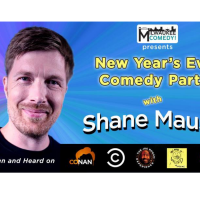 New Year's Eve Comedy Party with Shane Mauss