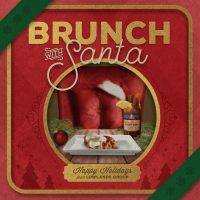 Brunch with Santa at Café Centraal