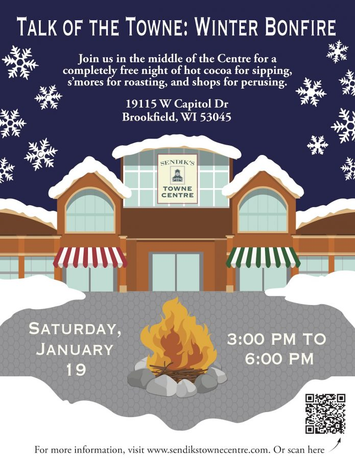 Talk of the Towne: Winter Bonfire at Sendik's Town...