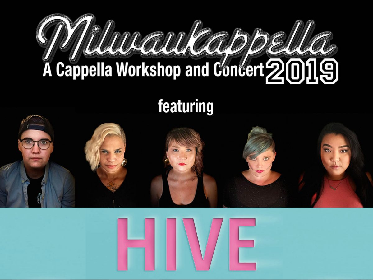 Milwaukappella: A Cappella Concert & Day-long ...