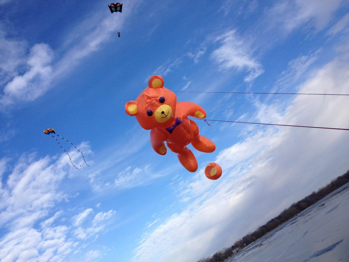 32nd Annual COOL FOOL KITE & ICE FESTIVAL
