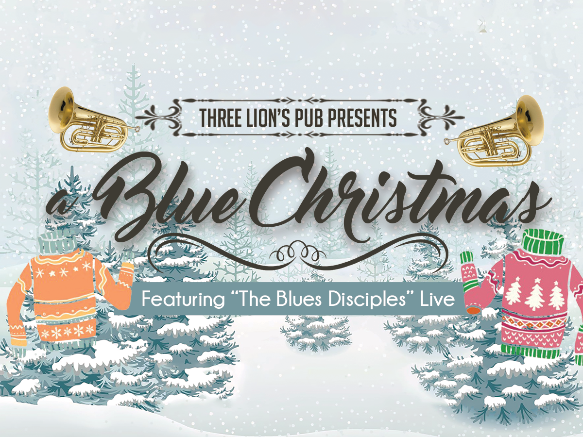 A Blues Christmas : Holiday Blues Event