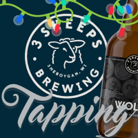 3 Sheeps Brewery : THE WOLF Tapping