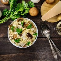 Risotto and Beyond with Chef John Coletta