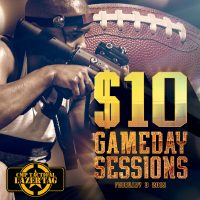 $10 Gameday Sessions