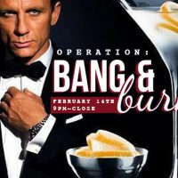Operation: Bang and Burn - Anti-Valentine's Day Party