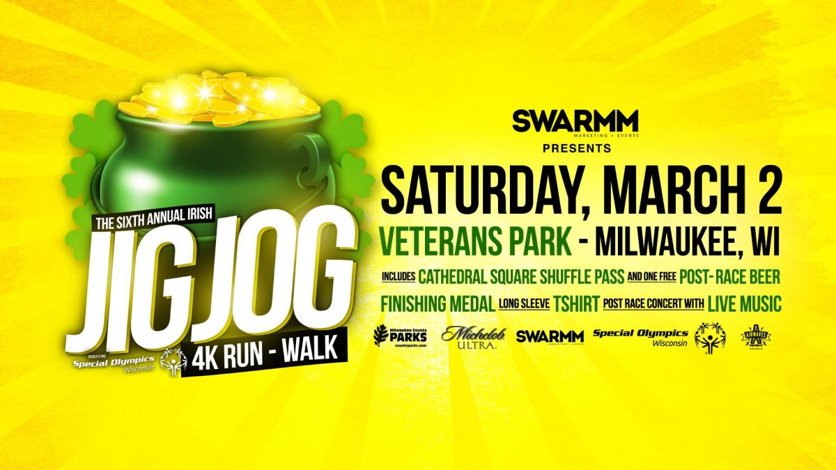 6th Annual Jig Jog 4K Run/Walk
