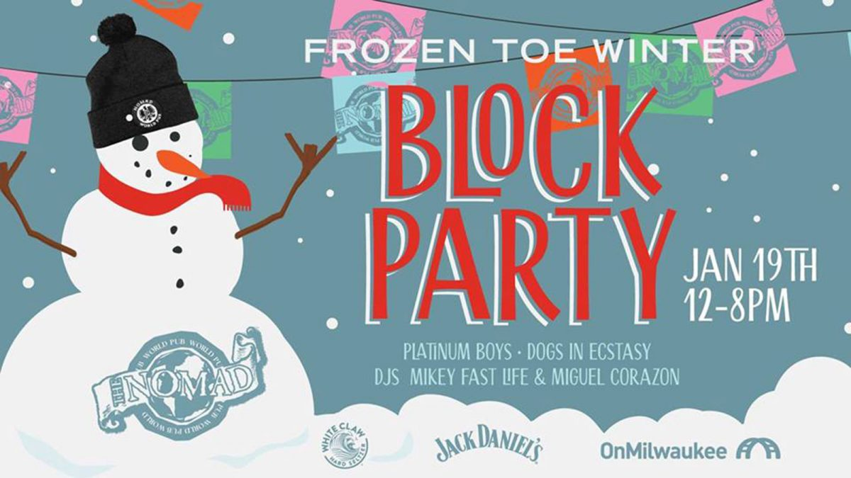 Frozen Toe Winter Block Party