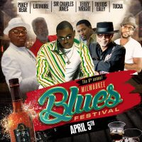 8th Annual Milwaukee Blues Festival