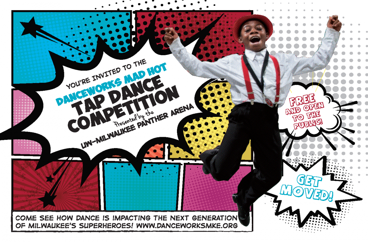 Danceworks Mad Hot Tap Competition