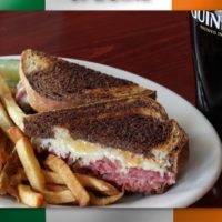 St. Patrick's Day Food & Beverage Specials