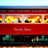 Family Pasta Dinner on the East Troy Railroad