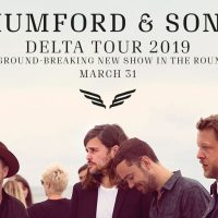 Mumford and Sons - Delta Tour 2019