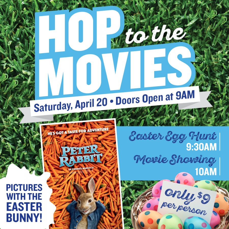 Hop to the Movies at Marcus Theatres