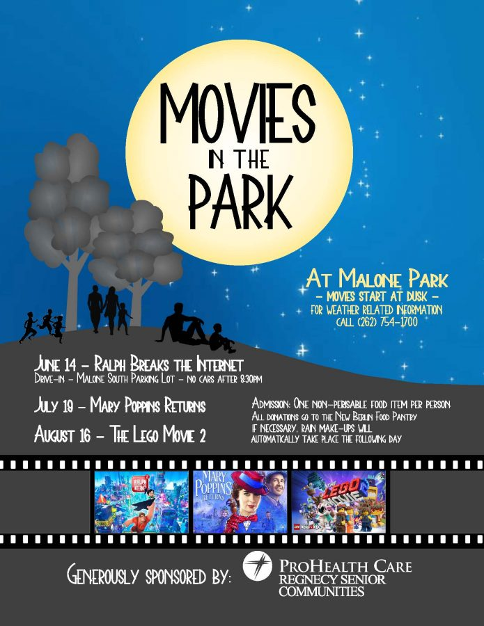 New Berlin Movies in the Park