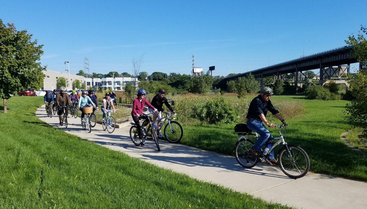 Inaugural Hank Aaron State Trail Spring Ride