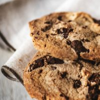 Healthy Cooking Demonstrations - Alan Goodman: Chocolate Chip Cookies