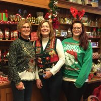 Racine Kriss Kringle Bakery Bus Tour