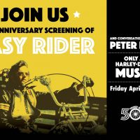 Easy Rider 50th Anniversary Movie Screening