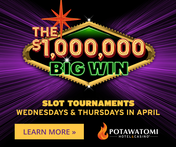 Potawatomi Slot Tournaments
