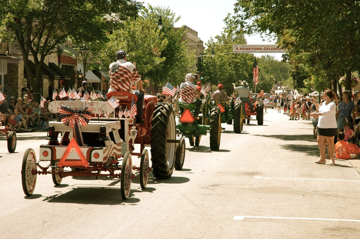 Hometown Parade and Celebration