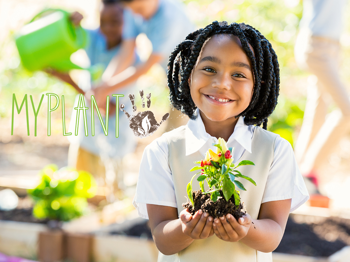 MyPlant by Teens Grow Greens sponsored by Outpost Natural Foods