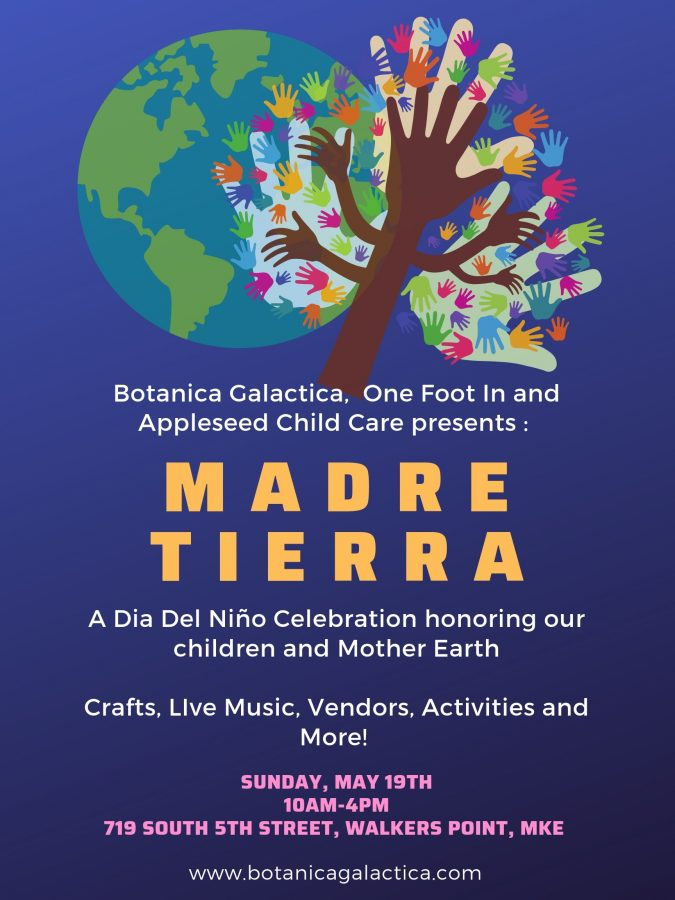 Madre Tierra, A Children's Day Celebration Honoring Mother Earth