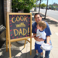 Cooking With Dad – Kids Father's Day Cooking Class – Kids & Teens Cooking Classes
