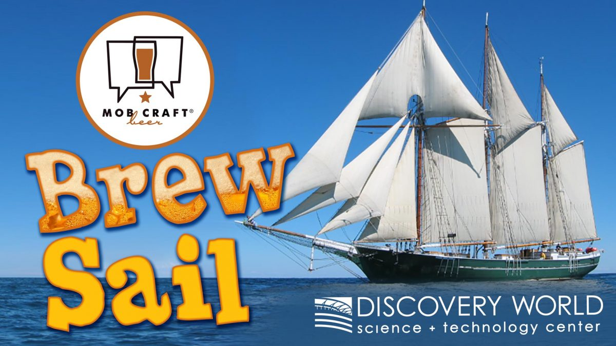Denis Sullivan Brew Sail with MobCraft Beer