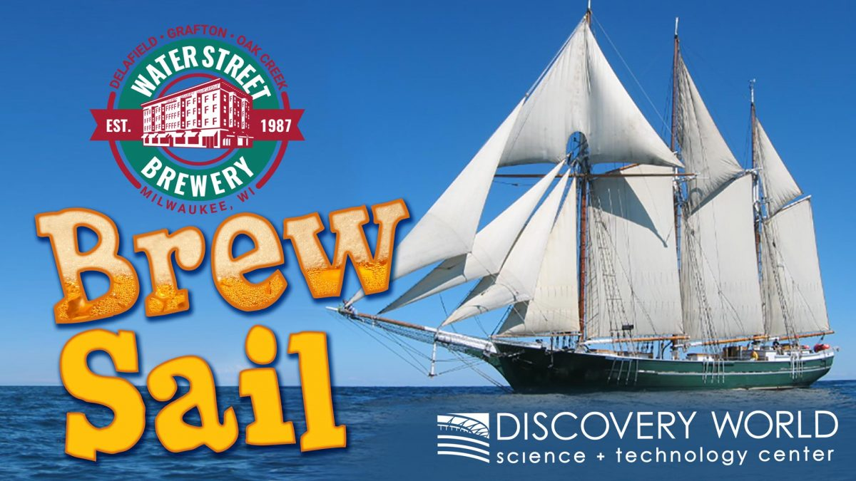 Denis Sullivan Brew Sail with Water Street Brewery