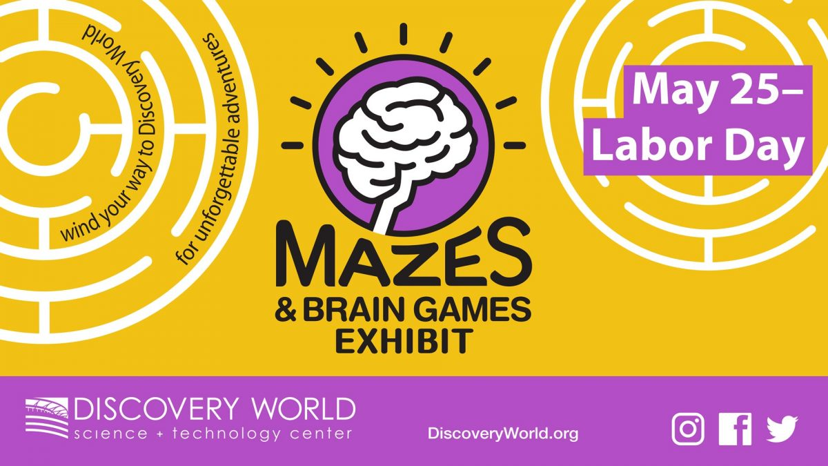 Mazes & Brain Games