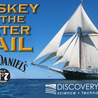 Whiskey on the Water Sail