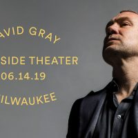 David Gray at the Riverside Theater