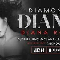 Diana Ross at the Riverside Theater