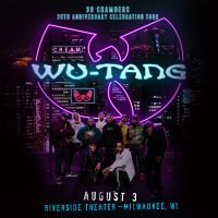 Wu-Tang Clan at the Riverside Theater