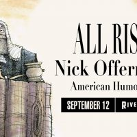 Nick Offerman at the Riverside Theater