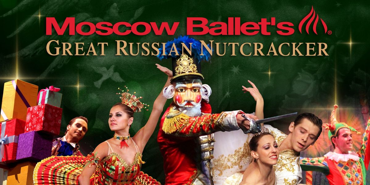 Moscow Ballet's Great Russian Nutcracker at the Ri...