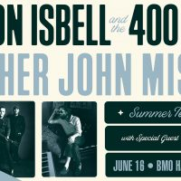 Jason Isbell and The 400 Unit + Father John Misty at the BMO Harris Pavilion